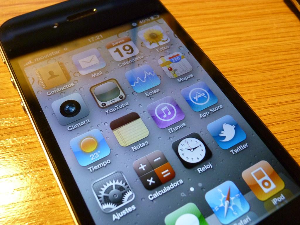 Vendre Iphone Ecran Cabe