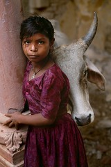 Gujarat, India, 2003, by Steve McCurry