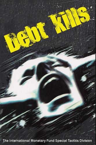 Debt kills - IMF