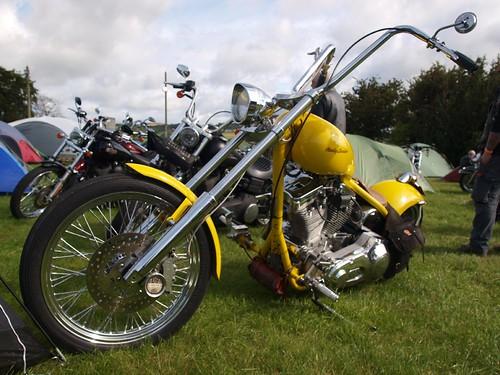 Harley Davidson Chopper - 1999