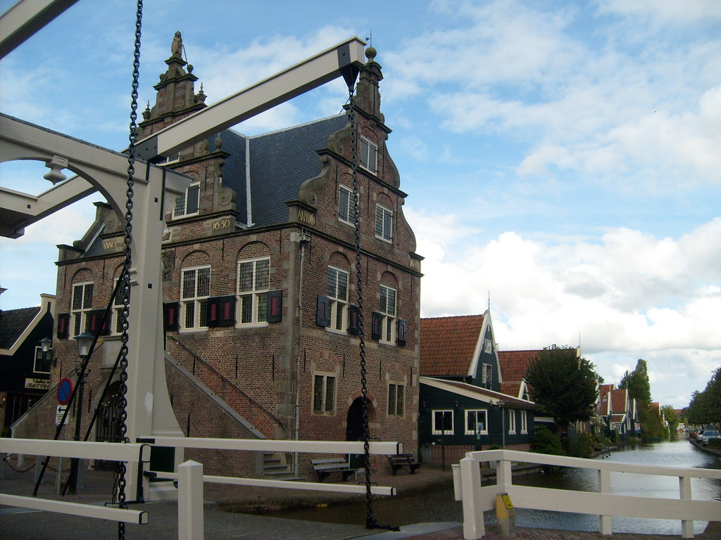 City Hall of De Rijp