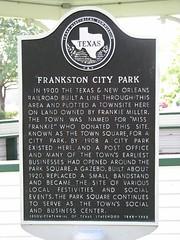Frankston City Park TxHM