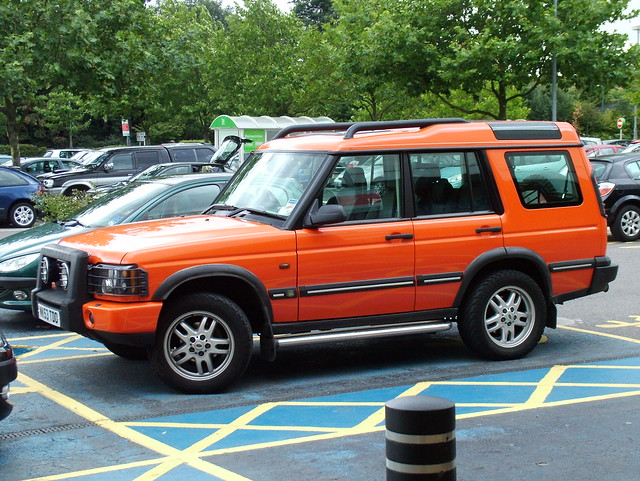land rover discovery td5 gs flickr photo sharing. Black Bedroom Furniture Sets. Home Design Ideas