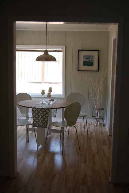Cottage Dining Room: Beach Cottage Dining Room
