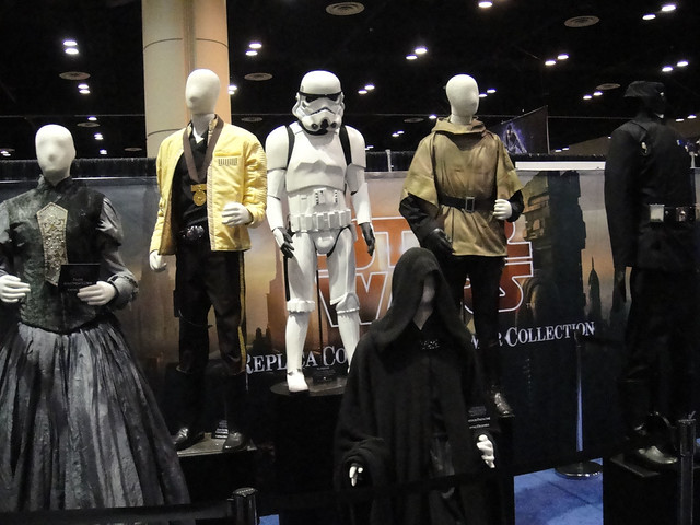star wars convention 2013. Black Bedroom Furniture Sets. Home Design Ideas