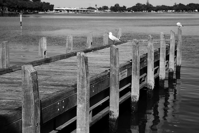 Mandurah wharf