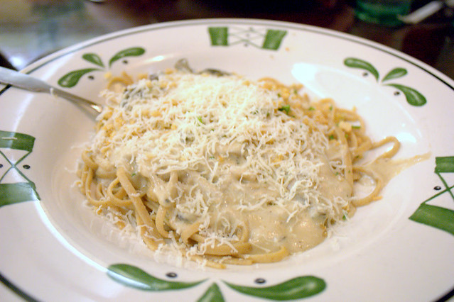 All The Pasta You Can Eat With Olive Garden S Never Ending: Olive Garden Whole Wheat Linguine