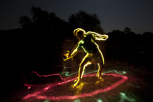 How to Get Started With Light Painting