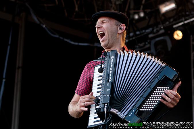 Stefan Klug, Fiddler's Green, Summer Breeze Open Air 2010, Live, Festival, Show