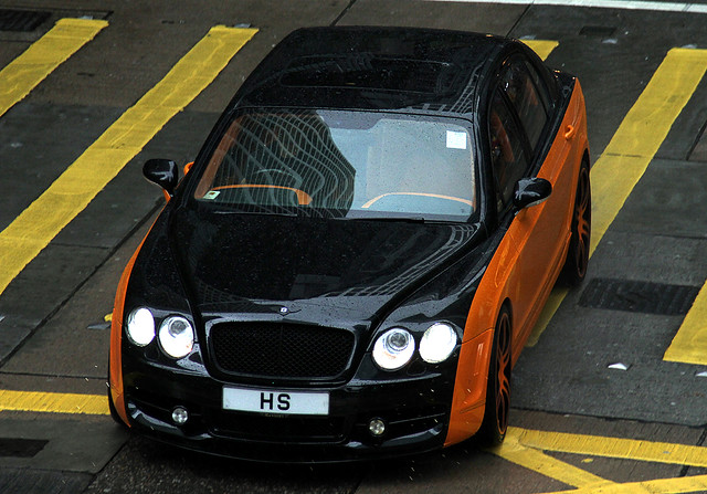 Mansory | Bentley | Continental | Flying Spur 2008 | HS | Central District | Hong Kong | China