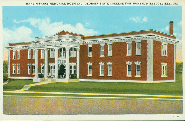 Marvin Parks Memorial Hospital Georgia State College For