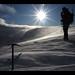 Winter Climbing on Beinn a Chaorainn by ricklound
