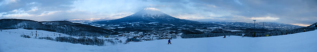 Photo:Mount Yotei pano2-2 By:Timmey O'Toole
