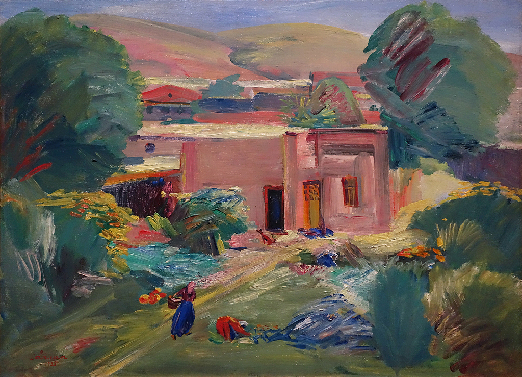 Armenian impressionism_40_Saryan
