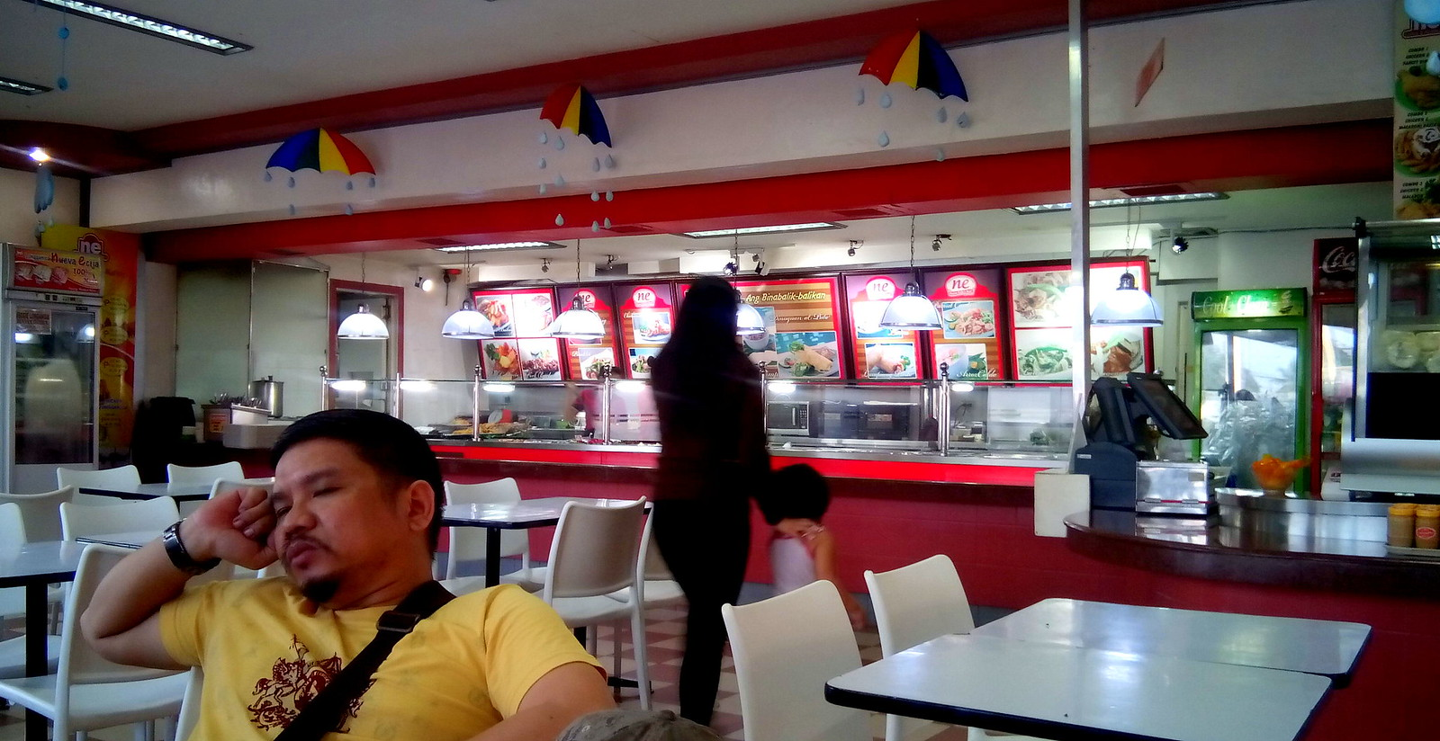 Breakfast at Cabanatuan