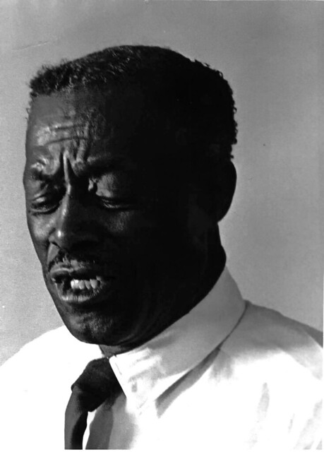 Son House, by Dick Waterman