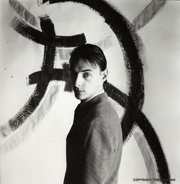 Paul Weller, by Tom Sheehan