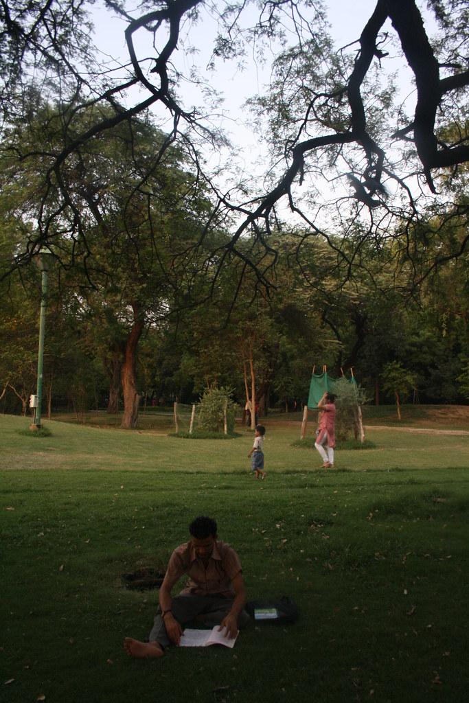 Mission Delhi - Suresh Shah, Lodhi Garden