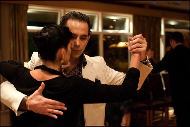 Geraldine Rojas and Ezekiel Paludin