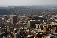 Ellis Park Stadium (from 50 stories)