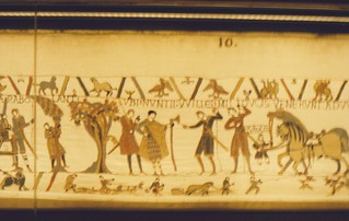 Bayeux Tapestry, details