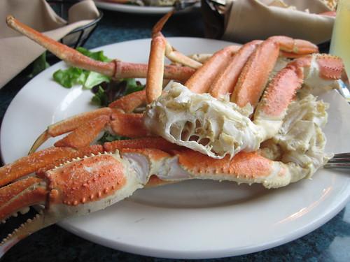 Dinner in Seward