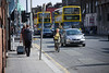 Dublin Cycle Chic - Yellow by Mikael Colville-Andersen