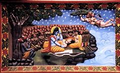 Ramayana Mural
