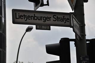 Lietzenburger Straße