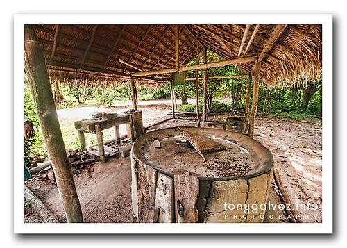 casa de farinha, Maripá, Amazon, Brazil