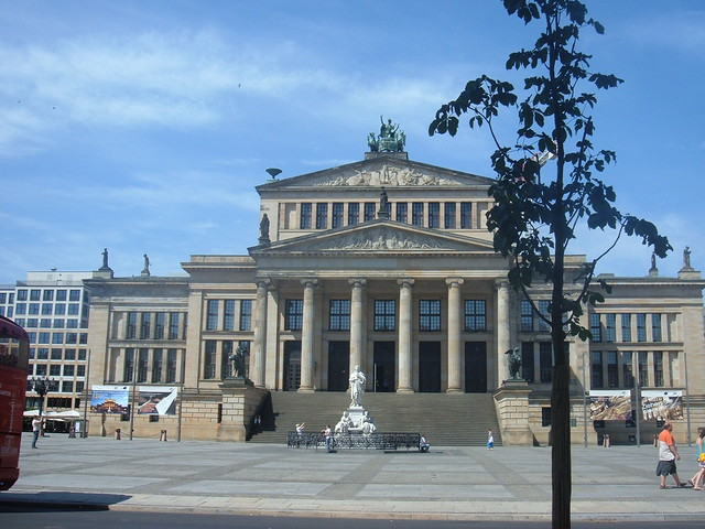 Gendarmenmarkt, Berlín