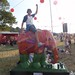 Elephant Parade at Glasto!