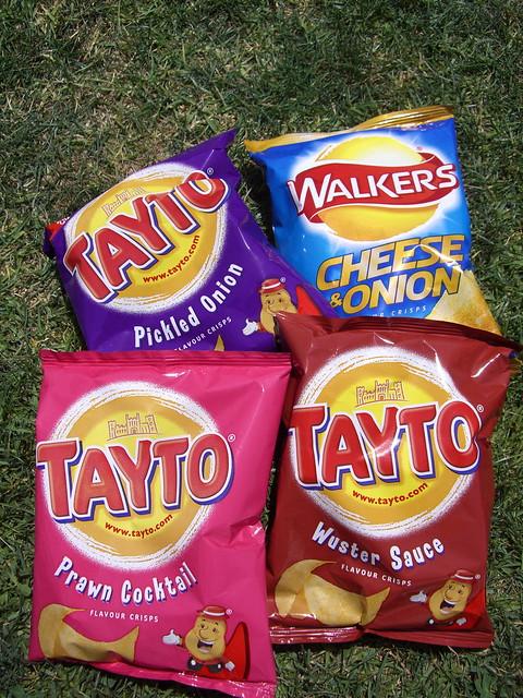 Tayto: British potato chips | Flickr - Photo Sharing!