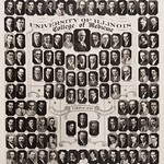 1929 graduating class, University of Illinois College of Medicine