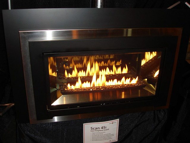 CONVERTING A GAS FIREPLACE TO A WOOD STOVE INSERT – Fireplaces