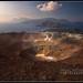 Una cartolina dalla cima di Vulcano by Andrea Rapisarda