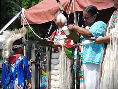 Mohican Pow Wow - 57