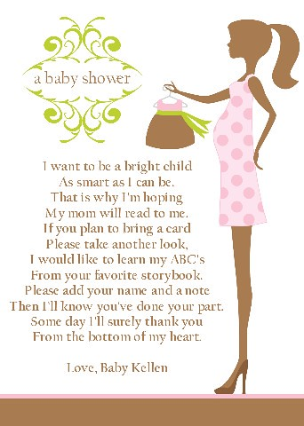 mom2b book poem insert card girl 4x6 flickr photo sharing