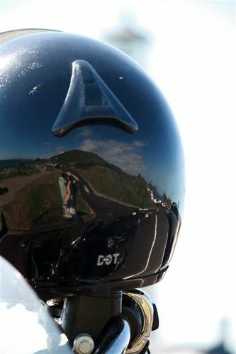 motorcycle helmet