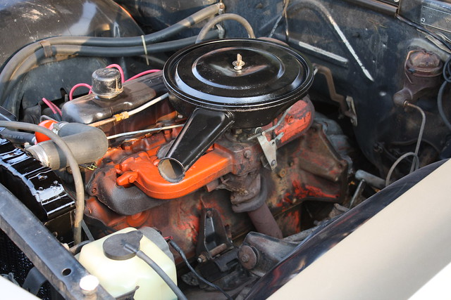 F Z on Chevy Straight 6 Cyl Engines