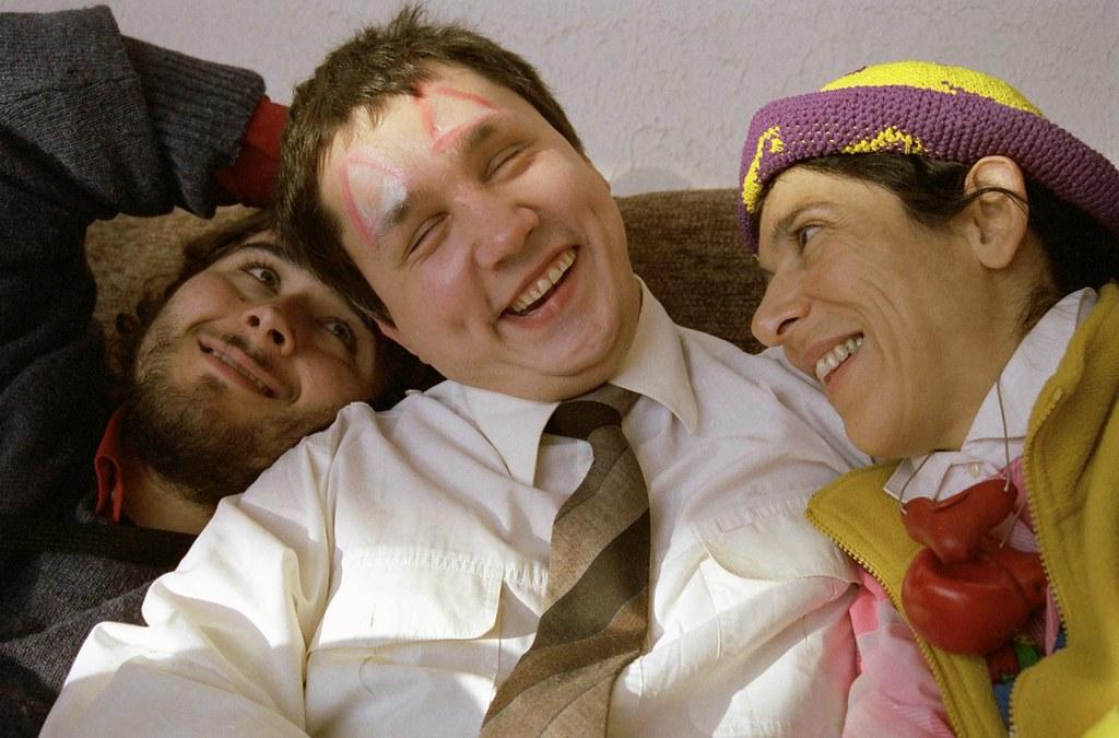 Clowning 2(John Glick/Russia Clown Trip 2004)