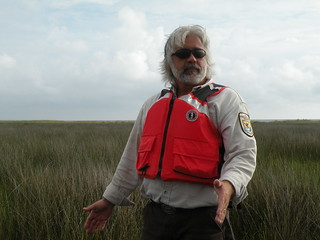 Maintenanceworker Jerry Dunn – Bon Secour National Wildlife Refuge