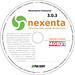 Nexenta Stor CD design