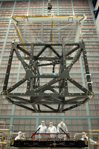 Integrated Science Instrument Module (ISIM) Structure
