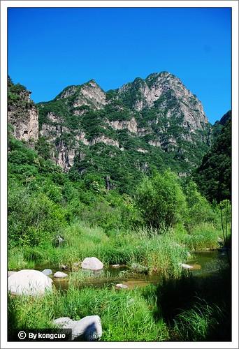 【图】后河峡谷的溪流1