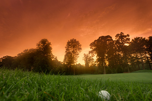 sunset golf nikon longneck delaware golfball sussexcounty baywoodgreens d700