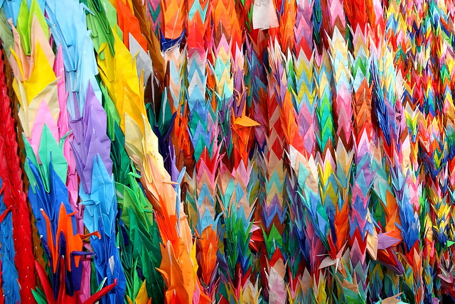 paper cranes meaning