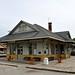 Evergreen, AL - The Old L&N Depot & Caboose