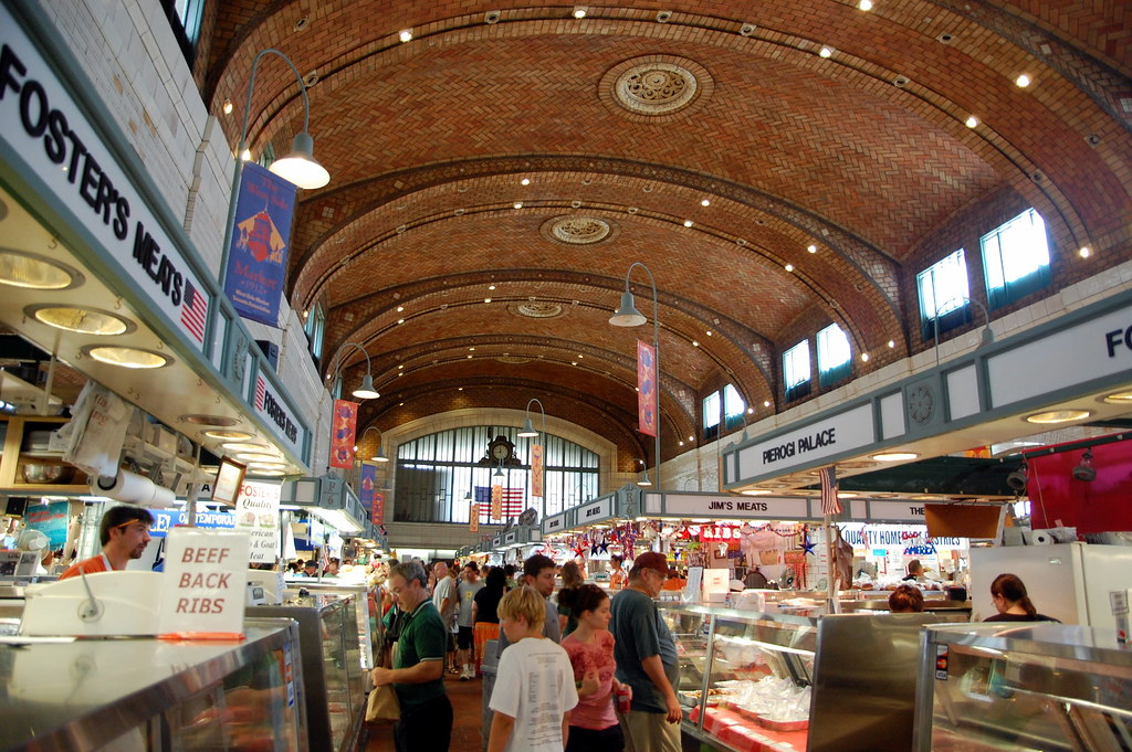 Cleveland Market Square / West Side Market
