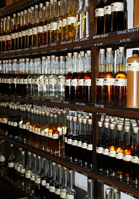lots of booze